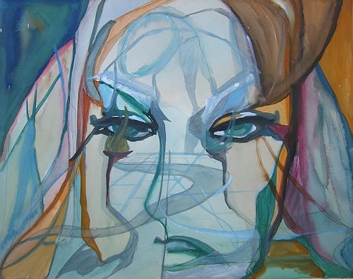 Roswitha Klotz, Vestalin, Menschen: Gesichter, Gesellschaft, Art Déco