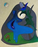 Roswitha Klotz, Blue Night