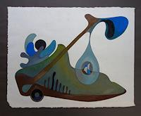 Roswitha-Klotz-Skurril-Abstraktes-Gegenwartskunst-Postsurrealismus