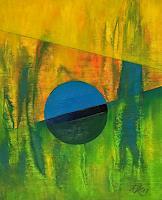 Roswitha-Klotz-Natur-Fantasie-Moderne-Abstrakte-Kunst