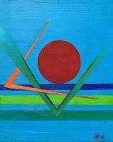 Roswitha-Klotz-Abstraktes-Moderne-Abstrakte-Kunst
