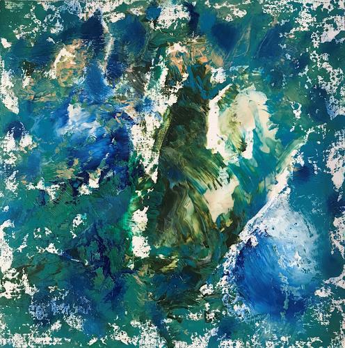 Roswitha Klotz, Untitled, Diverse Musik, Abstrakte Kunst