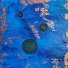 Roswitha Klotz, Untitled (blue)
