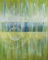 Roswitha-Klotz-Gefuehle-Geborgenheit-Abstraktes-Moderne-Abstrakte-Kunst-Informel