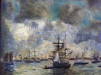 Reto Brüesch, Alte Segelschiffe