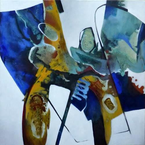 Gabriele Schmalfeldt, o.T., Abstraktes, Diverses, Gegenwartskunst