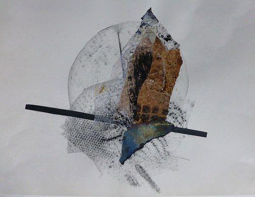 Gabriele Schmalfeldt, o.T., Poesie, Abstraktes, Gegenwartskunst, Abstrakter Expressionismus
