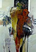 Gabriele-Schmalfeldt-Diverse-Menschen-Gesellschaft-Moderne-Expressionismus-Abstrakter-Expressionismus