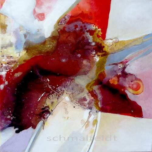 Gabriele Schmalfeldt, o.T., Abstraktes, Poesie, Abstrakter Expressionismus