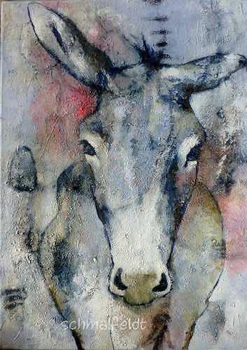 Gabriele Schmalfeldt, o.T. 05/20, Natur, Tiere, Abstrakte Kunst