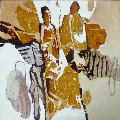 Gabriele Schmalfeldt, o.T. 12/20, Abstraktes, Symbol, Gegenwartskunst, Expressionismus