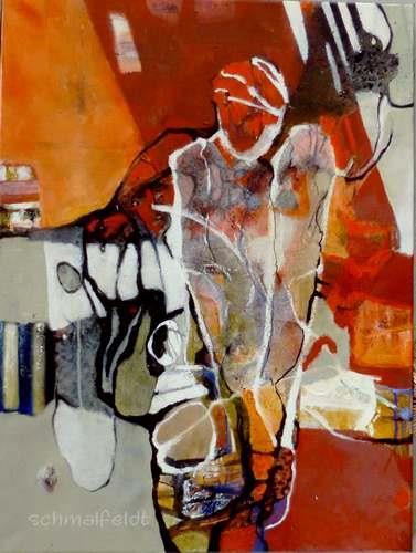 Gabriele Schmalfeldt, o.T. 15/20, Abstraktes, Diverses, Abstrakte Kunst, Abstrakter Expressionismus