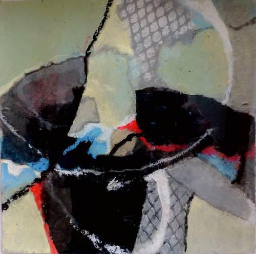Gabriele Schmalfeldt, o.T. 23/20, Abstraktes, Architektur, Abstrakte Kunst, Abstrakter Expressionismus