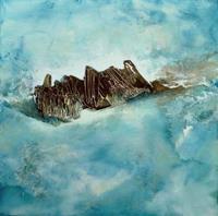 Gabriele-Schmalfeldt-Natur-Wasser-Landschaft-See-Meer-Moderne-Abstrakte-Kunst