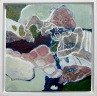 Gabriele-Schmalfeldt-Abstraktes-Diverse-Landschaften-Moderne-Expressionismus-Abstrakter-Expressionismus