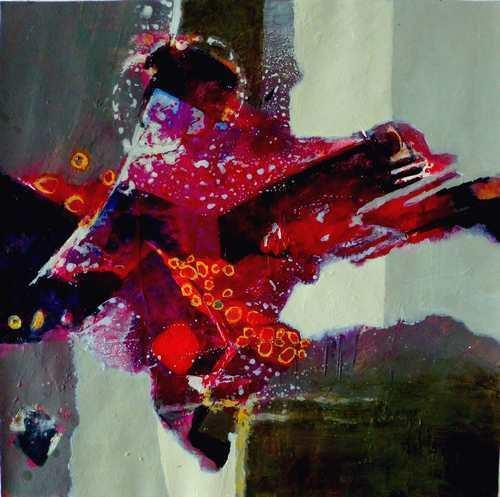 Gabriele Schmalfeldt, o.T. 13/21, Abstraktes, Diverses, Abstrakte Kunst, Abstrakter Expressionismus