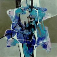 Gabriele-Schmalfeldt-Diverse-Menschen-Abstraktes-Moderne-Expressionismus-Abstrakter-Expressionismus