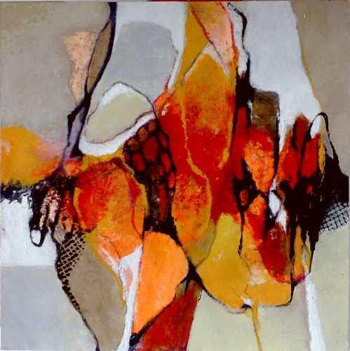 Gabriele Schmalfeldt, o.T. 16/21, Abstraktes, Diverses, Abstrakte Kunst