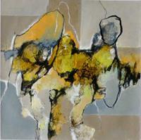 Gabriele-Schmalfeldt-Abstraktes-Diverses-Moderne-Abstrakte-Kunst