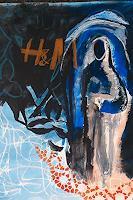 Andrea-Huber-Menschen-Frau-Mythologie-Gegenwartskunst-Neo-Expressionismus