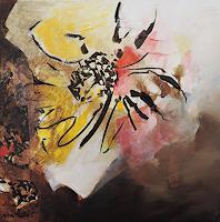 Andrea-Huber-Abstraktes-Natur-Diverse-Moderne-Expressionismus-Neo-Expressionismus