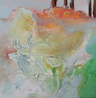 Andrea-Huber-Tiere-Land-Abstraktes