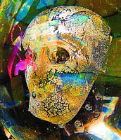 Keike-Pelikan-1-Abstraktes-Menschen-Portraet-Gegenwartskunst-Gegenwartskunst