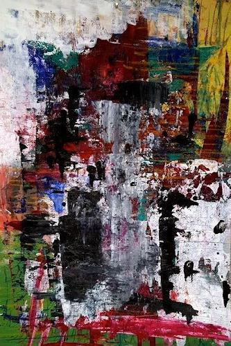 Anita Karolina Martinoli, ohne Titel, Abstraktes, Abstrakte Kunst