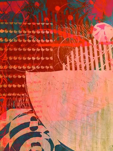 Anita Karolina Martinoli, O/T, Abstraktes, Abstrakte Kunst, Abstrakter Expressionismus