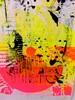 Anita Karolina Martinoli, Corona Experiment 2, Abstraktes, Abstrakte Kunst
