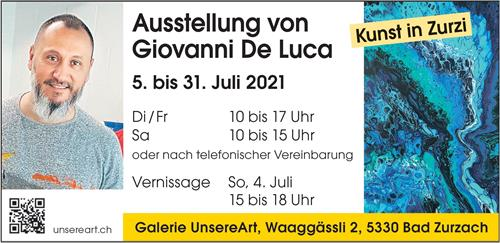 Giovanni De Luca, O/T, Abstraktes, Abstrakte Kunst