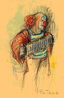 P. Tauss, Clown