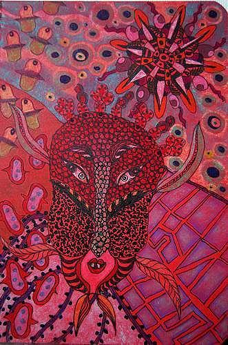 Gwendolyn Kaase, O.T., Fantasie, Diverses, Art Brut