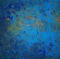 Renate-Horn-Abstraktes-Dekoratives-Gegenwartskunst-Gegenwartskunst