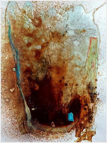 Renate Horn, Gehalten, Symbol, Fantasie, Gegenwartskunst, Expressionismus