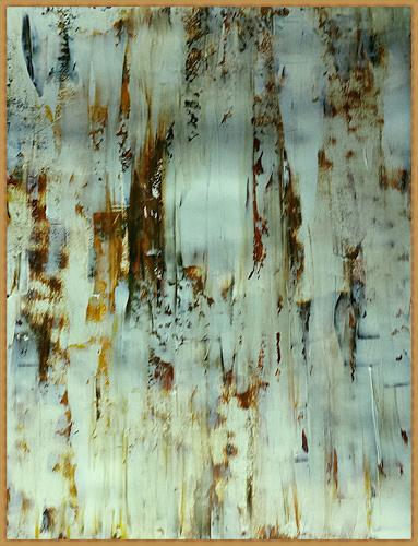 Renate Horn, Marmoriert, Diverse Gefühle, Dekoratives, Gegenwartskunst