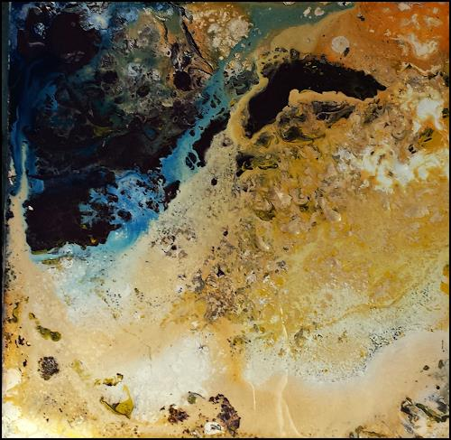 Renate Horn, Feeling good, Fantasie, Abstraktes, Gegenwartskunst, Abstrakter Expressionismus