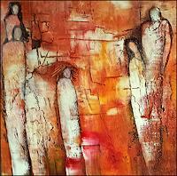 Renate-Horn-Diverse-Menschen-Diverse-Gefuehle-Moderne-Expressionismus