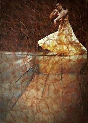 Renate Horn, Leidenschaft, Diverse Gefühle, Poesie, Gegenwartskunst