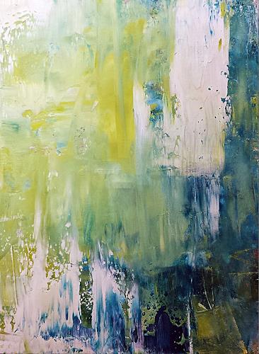 Renate Horn, Frühlingsgefühle, Abstraktes, Diverse Gefühle, Gegenwartskunst