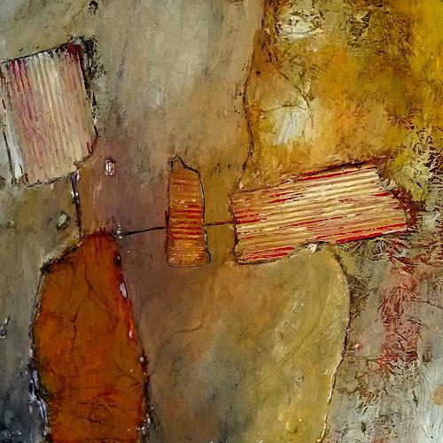 Renate Horn, Kommunizieren, Fantasie, Gefühle, Gegenwartskunst, Expressionismus