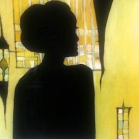 Renate-Horn-Menschen-Portraet-Fantasie-Gegenwartskunst-Gegenwartskunst