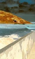Renate-Horn-Landschaft-See-Meer-Natur-Diverse-Gegenwartskunst-Gegenwartskunst