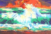 Reiner-Dr.-med.-Jesse-Landschaft-See-Meer-Moderne-Expressionismus