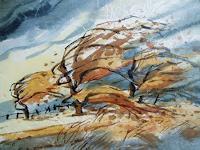 Reiner-Dr.-med.-Jesse-Landschaft-Herbst-Landschaft-Herbst-Moderne-Impressionismus
