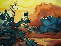 Reiner-Dr.-med.-Jesse-Diverse-Landschaften-Moderne-Impressionismus
