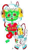 R. Dr. med. Jesse, Der Mops Puggy Pug trifft ein grünes Marsmännchen