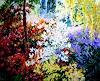 Reiner Dr. med. Jesse, Rhododendron und Azaleen im Morgenlicht