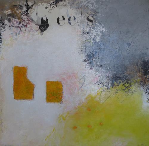 Christa Wetter, O. Titel, Abstraktes, Abstraktes, Gegenwartskunst
