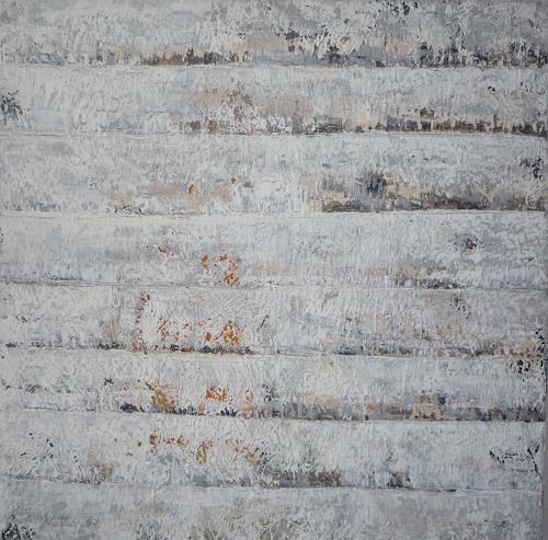 Christa Wetter, Abstufungen, Abstraktes, Gegenwartskunst